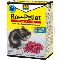 MASSO ROE PELLET ROEDORES 8 x 25 gr