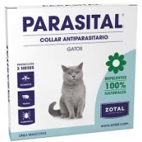 COLLAR PARASITAL GATOS