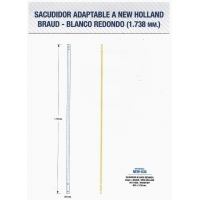 SACUDIDOR BLANCO REDONDO 1738 MM NEW HOLLAND